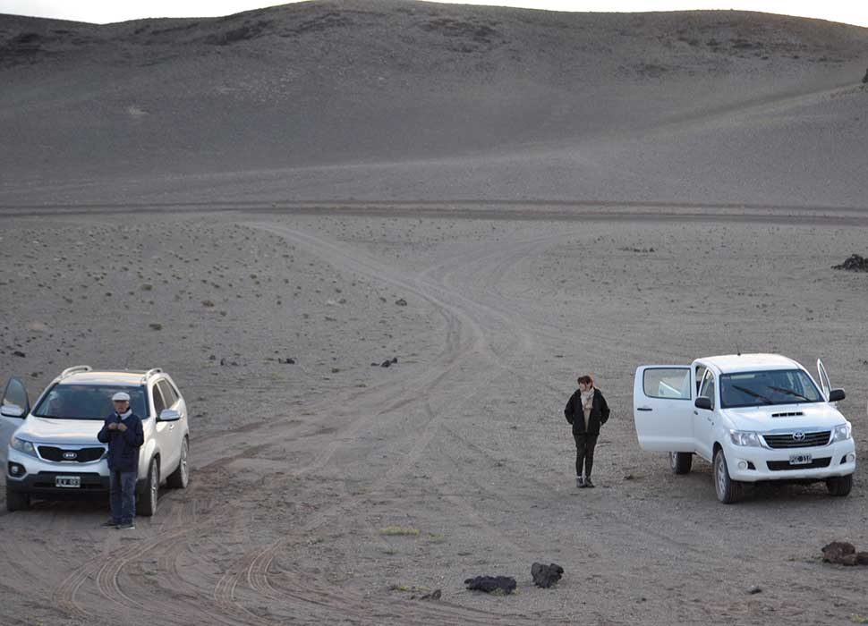 Toyota Hilux rental car