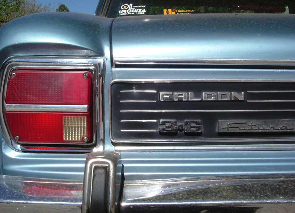 Classic Ford Falcon
