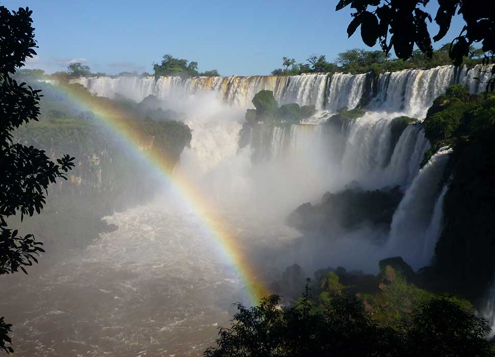 Tourist highlights in Argentina