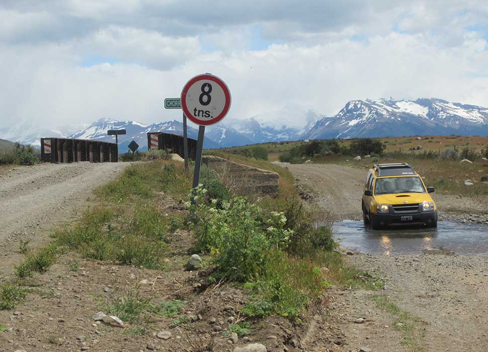 Traffic rules in Argentina