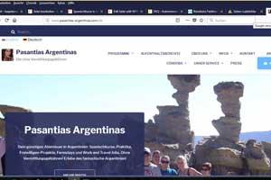 Pasantias Argentinas